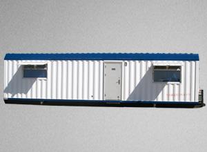 жилые вагоны контейнера