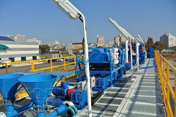 оборудования для циркуляционных систем буровых установок