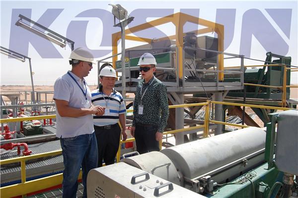 системы утилизации буровых отходов