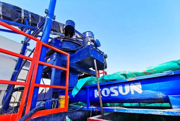 Серийное производство оборудования для утилизации отходов бурения завода-изготовителя